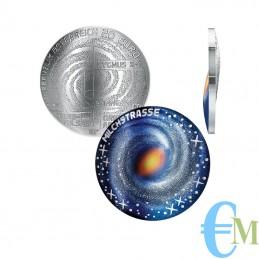 20 euro La via Lattea - 1° moneta