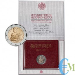 Vaticano 2021 - 2 euros 450 nacimiento de Caravaggio