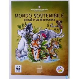 Endangered Animals Series Binder Box - Empty