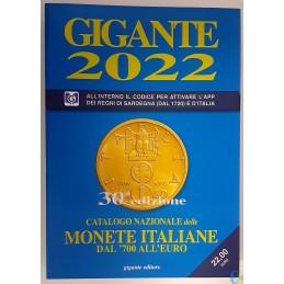 GIGANTE Catalog 2022 Italian Coins
