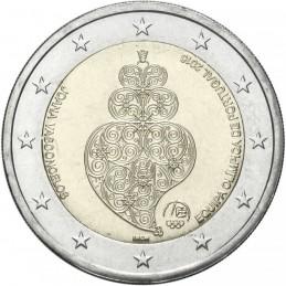 Portogallo 2016 - 2 euro commemorativo squadra portoghese che parteciperà ai Giochi olimpici di Rio 2016.