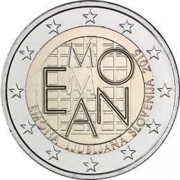 Slovenia 2015 - 2 euro commemorativo 2000° anniversario della fondazione di Emona.