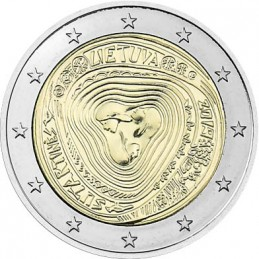 Lithuania 2019 - 2 euro Popular songs