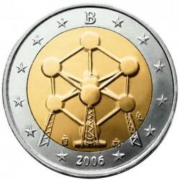 Bélgica 2006 - 2 euro Atom
