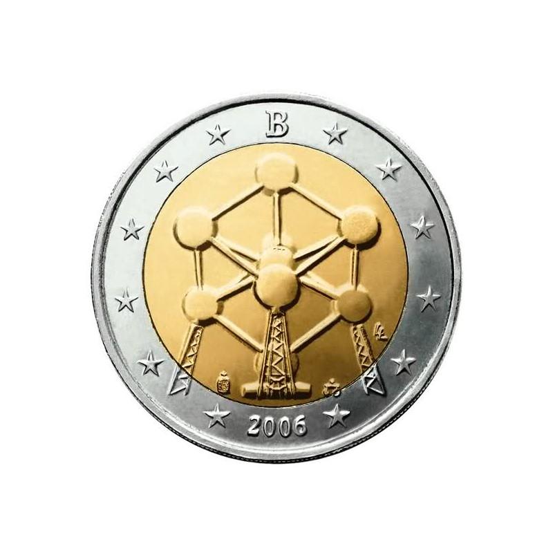 Belgium 2006 - 2 euro Atom