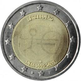 Lussemburgo 2009 - 2 euro commemorativo 10° anniversario dell'Unione Economica e Monetaria