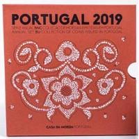 Serie di zecca ufficiali emesse dal Portogallo