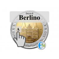 Germania zecca di Berlino con sigla A