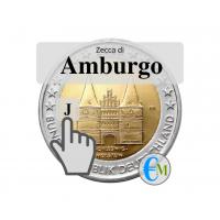 Germania zecca di Amburgo con sigla J