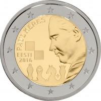 2 euro commemorativi singoli, dal 2012 ad oggi dell'Estonia
