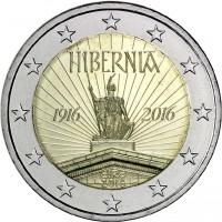 2 euro commemorativi singoli, dal 2007 ad oggi dell'Irlanda